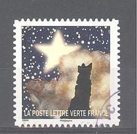 France Autoadhésif Oblitéré N°1331 (correspondances Planétaires) (cachet Rond) - France