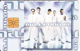 ARGENTINA - Millennium(music Group), Telecom Argentina Telecard, Chip GEM1, 11/99, Used - Argentina