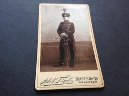 BRAUNSCHWEIG - ADOLF TOEGEL - Guerra, Militari