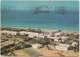 Hotel Les Sirenes, Jerba, Tunisie, Tunisia, 1981 Used Postcard [21897] - Tunesië
