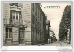 92 SCEAUX RUE DE PENTHIEVRE - Sceaux