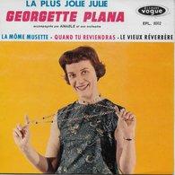 """Georgette Plana 45t. EP """"la Plus Jolie Julie"""" - Vinyl Records"""