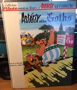 ASTERIX ET LES GOTHS EDITION PILOTE 1963 3c - Astérix