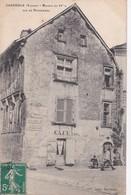 Carte 1910 CHARROUX / MAISON DU 15 IEME SIECLE RUE DE ROCHEMEAU - Charroux