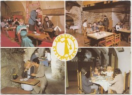FORTUNA RESTAURANT, Budapest, Hungary, Unused Postcard [21900] - Hungary