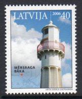 Latvia 2006 Lighthouse, MNH, Ref. 73 - Lighthouses