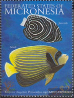 Mikronesien 1190 (complete Issue) Unmounted Mint / Never Hinged 2001 Locals Seafood - Micronesia