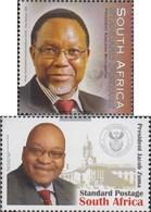 Südafrika 1822,1885 (completa Edizione) MNH 2009 Presidente Motlanthe, Zuma - Nuevos