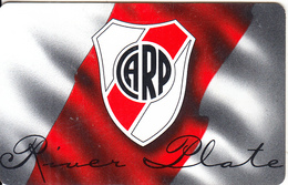 ARGENTINA(chip) - C A River Plate, Telefonica Telecard(F 121), 07/98, Used - Argentina