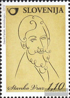 Slovenia 837 (complete Issue) Unmounted Mint / Never Hinged 2010 Birthday S. Vraz - Slovenia