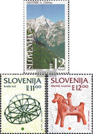 Slovenia 88,89-90 (complete.issue.) Unmounted Mint / Never Hinged 1994 Special Stamps - Slovenia