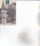 CPA 76 LE TREPORT, Rue Saint-Antoine Et Le Funiculaire. ( Animée....) - Le Treport