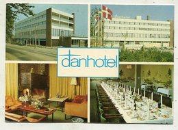 DENMARK - AK 332172 Rodbyhavn - Danhotel - Danimarca