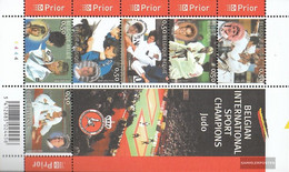 Belgium Block103 (complete Issue) Unmounted Mint / Never Hinged 2005 Sports - Blocks & Sheetlets 1962-....