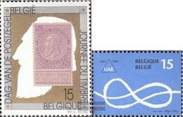 Belgium 2552,2559 (complete Issue) Unmounted Mint / Never Hinged 1993 Stamp, UAE - Belgien