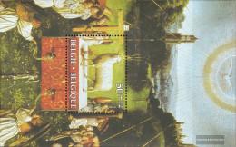 Belgium Block56 (complete Issue) Unmounted Mint / Never Hinged 1986 Worship Of Lammes - Blocks & Sheetlets 1962-....