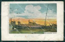 Birmania Myanmar CORNER CREASE Postcard Cartolina MT0322 - Myanmar (Burma)