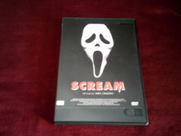 SCREAM    FILM DE WES CRAVEN  DVD - Comedy