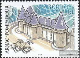 France 3420 (complete Issue) Unmounted Mint / Never Hinged 1999 Tourism - France