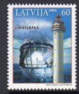 Latvia 2004 Lighthouse, MNH, Ref. 100 - Lighthouses