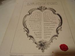 ANCIENNE AFFICHE PUBLICITE LES FIDELES ANNONCEURS 1943 - Other