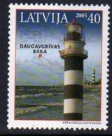 Latvia 2005 Lighthouse, MNH, Ref. 101 - Lighthouses