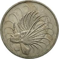Monnaie, Singapour, 50 Cents, 1974, Singapore Mint, TTB, Copper-nickel, KM:5 - Singapour