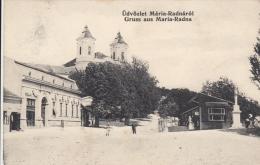 AK - Rumänien - Gruss Aus Maria Radna (Maria Radnarol) 1916 - Rumänien