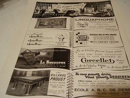 ANCIENNE PUBLICATION LES BONNES SOIREES D HIVERS 1940 - Unclassified