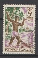 POLYNÉSIE FRANÇAISE :  N° 6  - Oblitéré - - Polinesia Francese