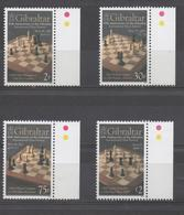 Jeux D' échecs -Chess - Gibraltar