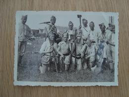 PETITE PHOTO VILLERS LES NANCY - Guerre, Militaire