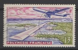 POLYNÉSIE FRANÇAISE :  Poste Aérienne N° 5 - Oblitéré - Poste Aérienne