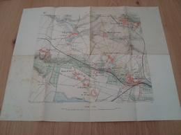 CARTE DE SAINT-CYR - Cartes Géographiques