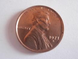 One Cent ETATS UNIS 1973 S - 1959-…: Lincoln, Memorial Reverse
