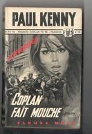 Paul Kenny :  Coplan Fait Mouche - Fleuve Noir