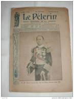 1917 LE PELERIN 2108 S. M. Rama Vajiravudh Roi De Siam , Guerre Camps Américains , Hurthebise , Fete Siamoise , - Libri, Riviste, Fumetti