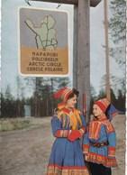FINLANDE CERCLE POLAIRE (dil410) - Finlande