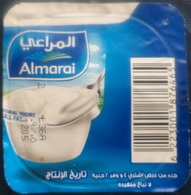 Egypt - Couvercle De Yoghurt Almarai Full Fat (foil) (Egypte) (Egitto) (Ägypten) (Egipto) (Egypten) Africa - Milk Tops (Milk Lids)