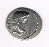 &- COPIE OUDE ROMEINSE MUNT - Counterfeits