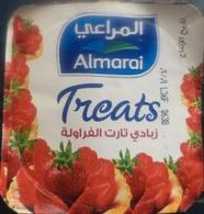 Egypt - Couvercle De Yoghurt Almarai Treats (foil) (Egypte) (Egitto) (Ägypten) (Egipto) (Egypten) Africa - Koffiemelk-bekertjes