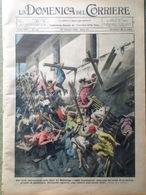La Domenica Del Corriere 27 Ottobre 1929 Vigevano Mozzarella Brutti Del Cinema - Books, Magazines, Comics