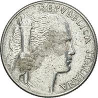 Monnaie, Italie, 5 Lire, 1950, Rome, B+, Aluminium, KM:89 - 1946-… : Republic