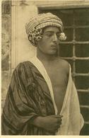 Lehnert & Landrock .  Jeune Arabe .  CARTE SEPIA SUPERBE . Grande Qualité . - Photographie