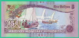 50 Rufiyaa - Maldives - 1983 - N° F747970  -  Neuf - - Maldives