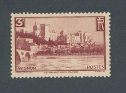 FRANCE - N°YT 391 NEUF** SANS CHARNIERE - COTE YT : 33€ - 1938 - France