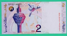 1 Et 2 RM - Malaysie - N° MQ5223688 Et DF0214627 -  Neuf - - Malaysie