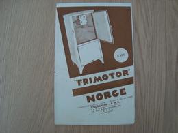 DOCUMENTS PUBLICITAIRES FRIMOTOR 1935 - 1900 – 1949