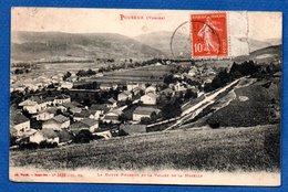 Pouxeux  / La Haute Pouxeux Et La Vallée De La Moselle - Pouxeux Eloyes