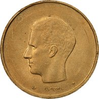 Monnaie, Belgique, 20 Francs, 20 Frank, 1980, TB+, Nickel-Bronze, KM:159 - 07. 20 Francs